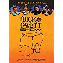 Dick Cavett Show: Inside The Mind Of....