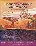 echange, troc Jean-Luc Domenge, Gael Princivalle, Laurence Déou - Chansons d'Amour en Provence