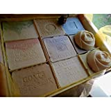 Twelve Soap Gift Set Mom and Baby Variety Artisan Soaps - Include one Aged Large Bar Natural Handcrafted Soap