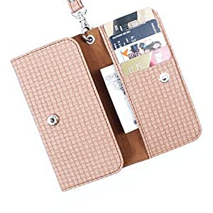 DooDa PU Leather Case Cover For Alcatel POP C1