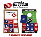 Kids Games - Bean Bag Toss - Tic Tac Toe - Cornhole Toss Game...