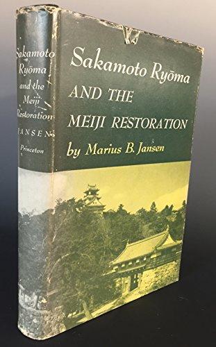 Sakamoto Ryoma and the Meiji Restoration