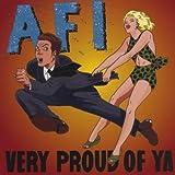 echange, troc A.F.I. - Very Proud Of Ya