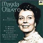Magda Olivero - Best Recordings
