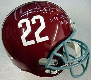Mark Ingram Autographed Alabama Full Size Helmet Heisman 09, 20 TD