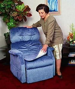 SOFF-QUILT Reusable Chair Pad Mauve Pad 21 x 22 FIBERLINKS TEXTILES INC. P2122M1