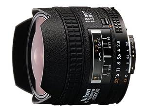 Nikon AF 16mm f/2.8 D FE Objectif FishEye, angle 180°