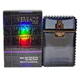 Versace Man by Versace 3.4oz 100ml EDT Spray (Tamaño: 100 ml/3.4 oz.)