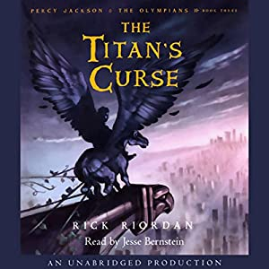 The Titan's Curse Audiobook