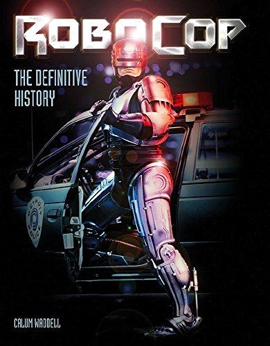 Robocop Definitive History HC