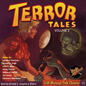 Terror Tales, Volume 2 Audiobook