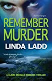 img - for Remember Murder (Claire Morgan) book / textbook / text book