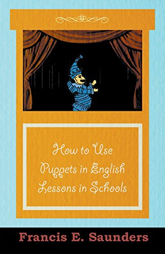 How to Use Puppets in English Lessons in Schools