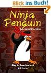 Ninja Penguin Talks Japanese in Japan...