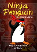 Ninja Penguin Talks Japanese in Japan [PAPERBACK + DIGITAL DOWNLOAD]
