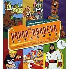 The Hanna-Barbera Treasury: Rare Art and Mementos from your Favorite Cartoon Classics