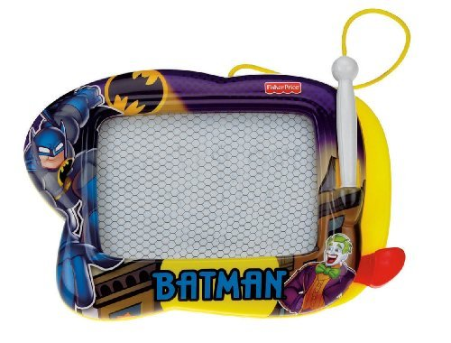 Dc Super Friends Batman Doodle Pro - Fisher-Price DC Super Friends Batman Kid -Tough Doodler Mini