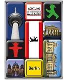 Berlin - 9 teiliges Magnet Set