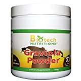 Biotech Nutritions Graviola Powder, Chocolate, 100 Gram