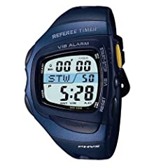2006 FIFA World Cup Soccer Referee Timer (+FREE Referee Coin) by Casio