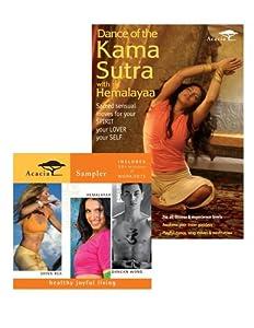 Dance of the Kama Sutra with Hemalayaa (+ Free Workout Sampler DVD)