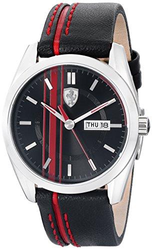 Ferrari De los hombres Analógico Casual Cuarzo Reloj 0830179