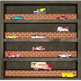 Display Case for MATCHBOX or HOTWHEEL Cars or DIECAST Models by Dechant