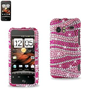 Full Rhinestones Diamond Bling Cover for HTC Droid Incredible