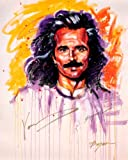 """YANNI """"PORTRAIT"""" Hand-Signed Limited Edition Lithograph"""