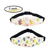 2 Pcs Infants and Baby Head Support, Safety Car Seat Neck Relief, Safety Stroller Sleeping Belt,Offers Protection and Safety for Kids (Color: color2)