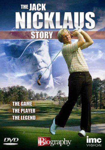 The Jack Nicklaus Story - Biography Channel [DVD]