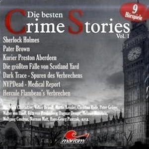 Die besten Crime Stories 1 Hörspiel
