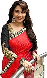 Hari Krishna sarees Madhuri Dixit Designer Saree/f147