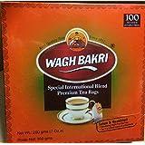Wagh Bakri Premium Tea Bags 100 Bags