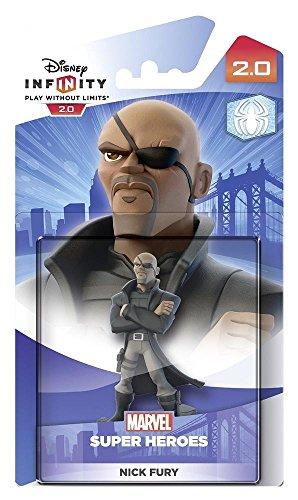 Infinity 2: Nick Fury Figurina