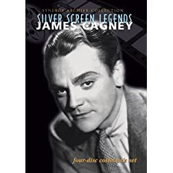 James Cagney: Silver Screen Legends