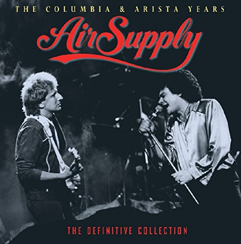 Air Supply - The Columbia & Arista Years--The Definitive Collection (2-Cd Set) - Zortam Music