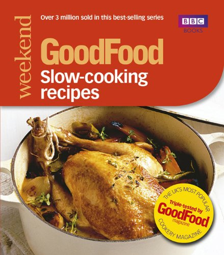 Good Food: Slow-cooking Recipes: Triple-tested Recipes by Sharon Brown