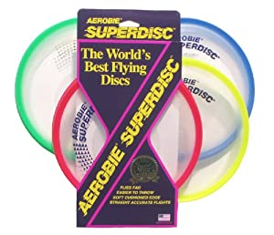 Aerobie® Superdisc - (Colors May Vary)