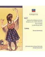 Bizet:Suites Symphony Turina