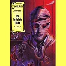 The Invisible Man Audiobook by H. G. Wells Narrated by  Saddleback Educational