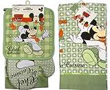 Disney Mickey Mouse - Chef de Cuisine - 4 Piece Kitchen Set