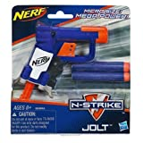 Nerf N-Strike Jolt Blaster (blue) Toy, Kids, Play, Children