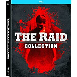 The Raid 2 / The Raid: Redemption - Set [Blu-ray]