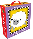 Roger Priddy Busy Farm Cloth Book (My First Books)