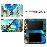 The Legend of Zelda: Skyward Sword Decorative Video Game Decal Cover Skin Protector for Nintendo 3DS XL