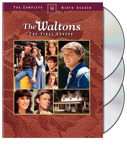 Waltons: Complete Ninth Season [DVD] [2009] [Region