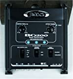 Boss BG200 Bass Generator with Dual Adjustment Remote Control