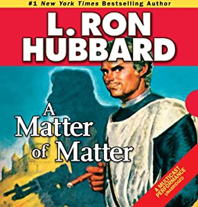 A Matter of Matter Audiobook