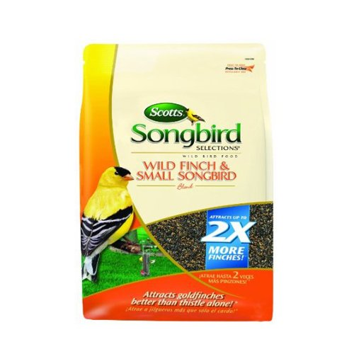 Songbird Selections Wild Finch and Small Songbird Seed Blend